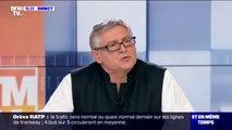 """Michel Onfray: """"Vous avez la possibilité aujourd'hui d'être raciste, homophobe et antisémite, il suffit de dire que c'est au nom du Coran"""""""
