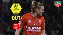 But Renaud RIPART (15ème) / Nîmes Olympique - Stade de Reims - (2-0) - (NIMES-REIMS) / 2019-20