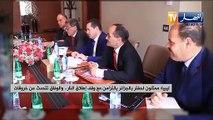 ليبيا: ممثلون لحفتر بالجزائر بالتزامن مع وقف إطلاق النهار.. والوفاق تتحدث عن خروقات