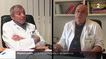 Hôpital public : 1 200 médecins prêts à démissionner