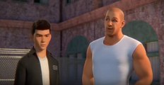 Vin Diesel animated in Fast and Furious Spy Racer | Season 1 Netflix 2020