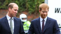 Prince William Told A Friend He And Prince Harry Are 'Separate Entities'