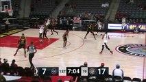 Justin Reyes (15 points) Highlights vs. College Park Skyhawks