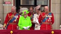 «Megxit» : réunion de crise de la famille royale autour d'Elizabeth II