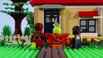 LEGO Batman Batmobile Speed Build STOP MOTION LEGO Batman vs Joker - LEGO Superheroes - Billy Bricks
