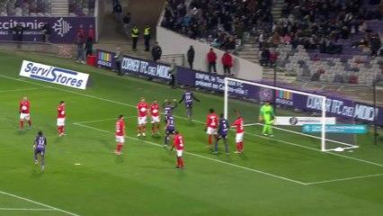 Le résumé vidéo de TFC/Brest, 20ème journée de Ligue 1 Conforama