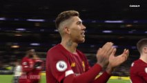 La résumé de Tottenham / Liverpool