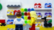 LEGO City Christmas Santa Fail STOP MOTION LEGO Billy Bricks Saves Christmas- - LEGO - Billy Bricks