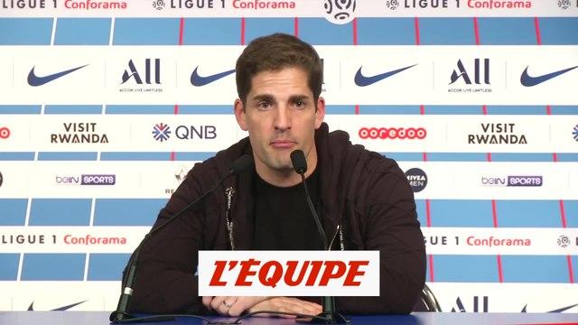 Moreno «Nous pouvons gagner tous les matches» - Foot - L1 - Monaco
