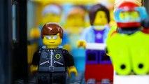 LEGO City Hospital Fail STOP MOTION LEGO City: Billy Gets Injured- - LEGO City - Billy Bricks
