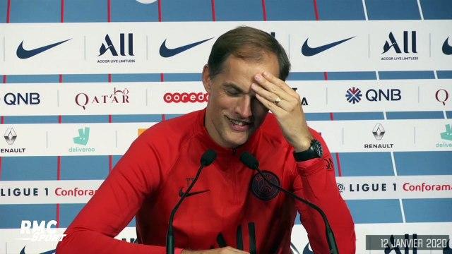 PSG - Monaco : Tuchel s'agace après une question d'un journaliste