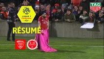 Nîmes Olympique - Stade de Reims (2-0)  - Résumé - (NIMES-REIMS) / 2019-20
