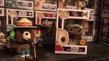 Smokey The Bear Flocked Funko Pop Hot Topic Exclusive Plus New Chase I Got In The Wild