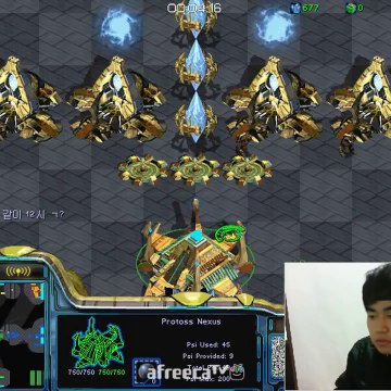 2014.12.04 프로토스(Protoss) 상대 견제에 멘붕! Fastest Maps in StarCraft Brood War(3:3TeamPlay)