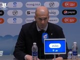 FOOTBALL : Supercoupe d'Espagne : Finale - Pour Zidane et Simeone, tout le monde aurait fait la mème chose que Valverde