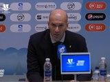"""Finale - Zidane : """"On doit féliciter tous les joueurs"""""""