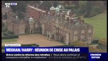 Ce que l'on sait de la réunion prévue ce lundi entre la reine Elizabeth II et le prince Harry à Sandringham