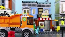 LEGO City Space Rover STOP MOTION LEGO Astronauts Build Space Rover - LEGO Space - Billy Bricks