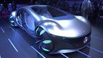 Mercedes Vision AVTR – Konzept mit Avatar Genen