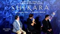 Trailer Launch Of Film 'Shikara' With Team & Ar Rahman