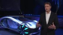 Mercedes-Benz at the CES 2020 - Interview Ola Källenius