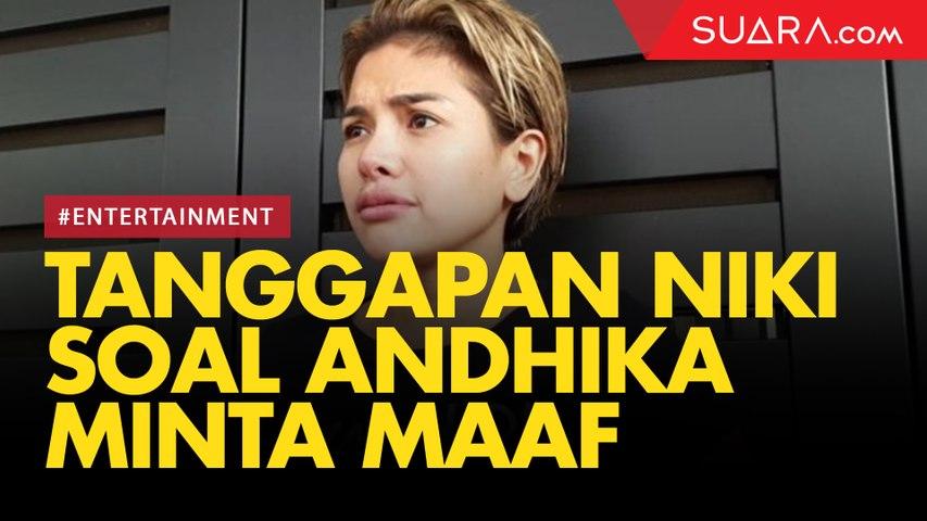 LIVE REPORT: Andhika Pramata Minta Maaf, Begini Respons Nikita Mirzani