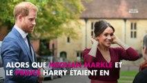 Meghan Markle et le prince Harry convoqués par la reine Elizabeth II
