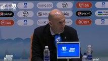 """Zidane: """"Hemos sufrido contra un rival muy bueno para ver una muy buena final"""""""