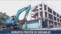 Proyek yang Diduga Dikorupsi Bupati Sidoarjo