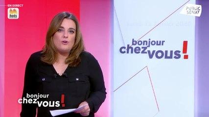 Olivier Faure - Public Sénat lundi 13 janvier 2020