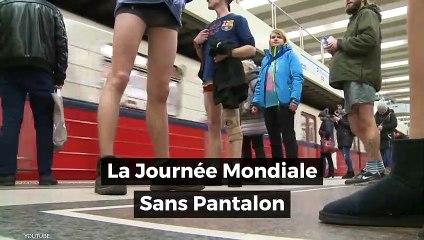 « No Pants Day », ce lundi 13 janvier est la journée mondiale sans pantalon