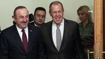 - Dışişleri Bakanı Mevlüt Çavuşoğlu ve Milli Savunma Bakanı Hulusi Akar ile Rusya Dışişleri Bakanı Sergey Lavrov ve Rusya Savunma Bakanı Sergey Şoygu arasında Libya konulu toplantı başladı.