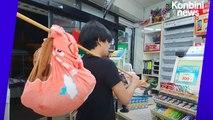 Voici comment les Thaïlandais font leurs courses depuis la fin annoncée des sacs plastiques   One Minute News