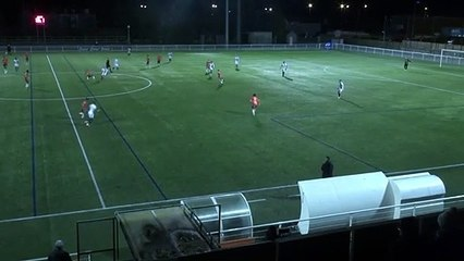 Les buts de la réserve lors de la victoire face à Fleury (2-0)