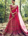 Hot Pink Bridal Lehenga Collection 2020 || Blossom Ideas