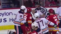 Zack Kassian, The Savage, Goes Nuts On Matthew Tkachuk And Throws Bombs After Multiple Big Hits