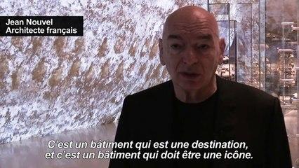 Qatar: le musée national de Jean Nouvel inauguré en grande pompe