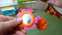 """Review of Travel Friendly Mobile """"Hang Ons Baby Bugs"""" by Blue Box - CLIP ON ANYWHERE-"""