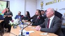 Antalya Büyükşehir Belediyesi Meclisinde alınan imar kararı