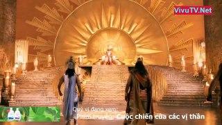 Cuoc Chien Cua Cac Vi Than Tap 27 Long Tieng Phim THVL1 Phim
