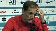 Football - Ligue 1 - Thomas Tuchel press conference PSG 3-3 Monaco