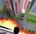 Ce dispositif aide en cas d'incendie dans un immeuble