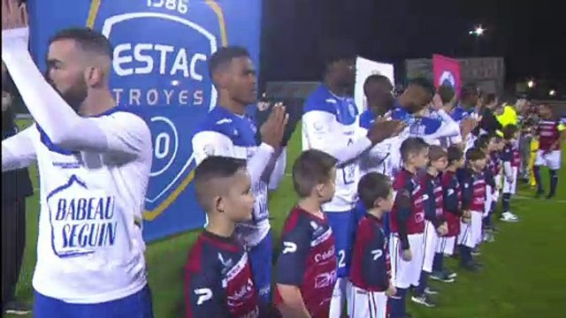 J20: Clermont - Troyes (3-2)