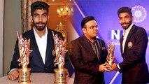 BCCI Annual awards 2018-19 | Bumrah bags 2 Awards