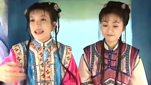 [Tập 34] Hoàn Châu Cách Cách [Phần 2] - Hoàn Châu Công Chúa - 1999
