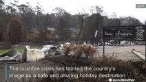 Wildfires impacting Australia tourism