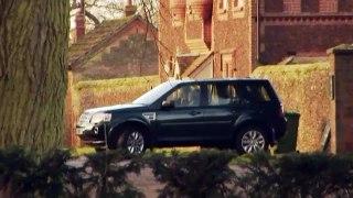 Prince Philip seen briefly on Sandringham estate