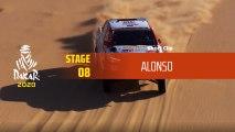Dakar 2020 - Étape 8 / Stage 8 - Alonso