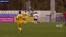 Le but de renard de Bryan Solhaug Fiabema avec la Norvège U16