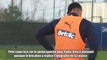 Images de l'entrainement des Girondins du 28.12_3